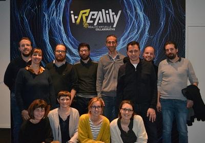Team Building Réalité Virtuelle Lyon