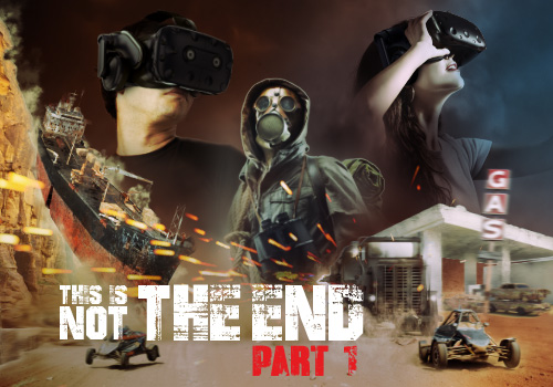 Jeu VR This Not The End 1 Lyon