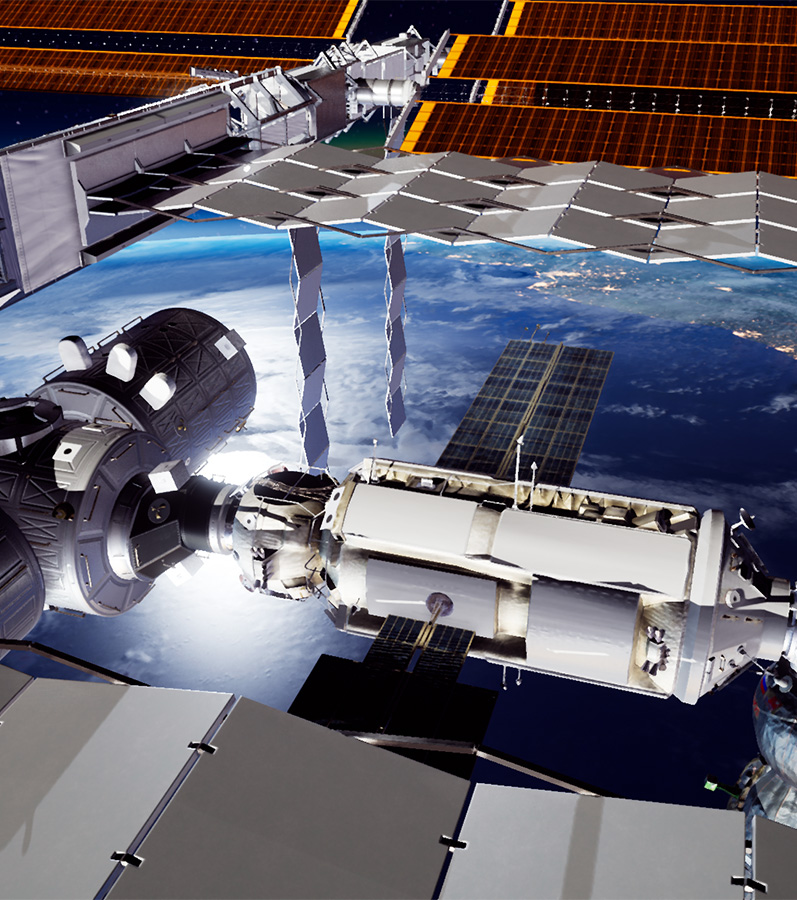 ISS Rescue - Au coeur de la Station Spatiale Internationale