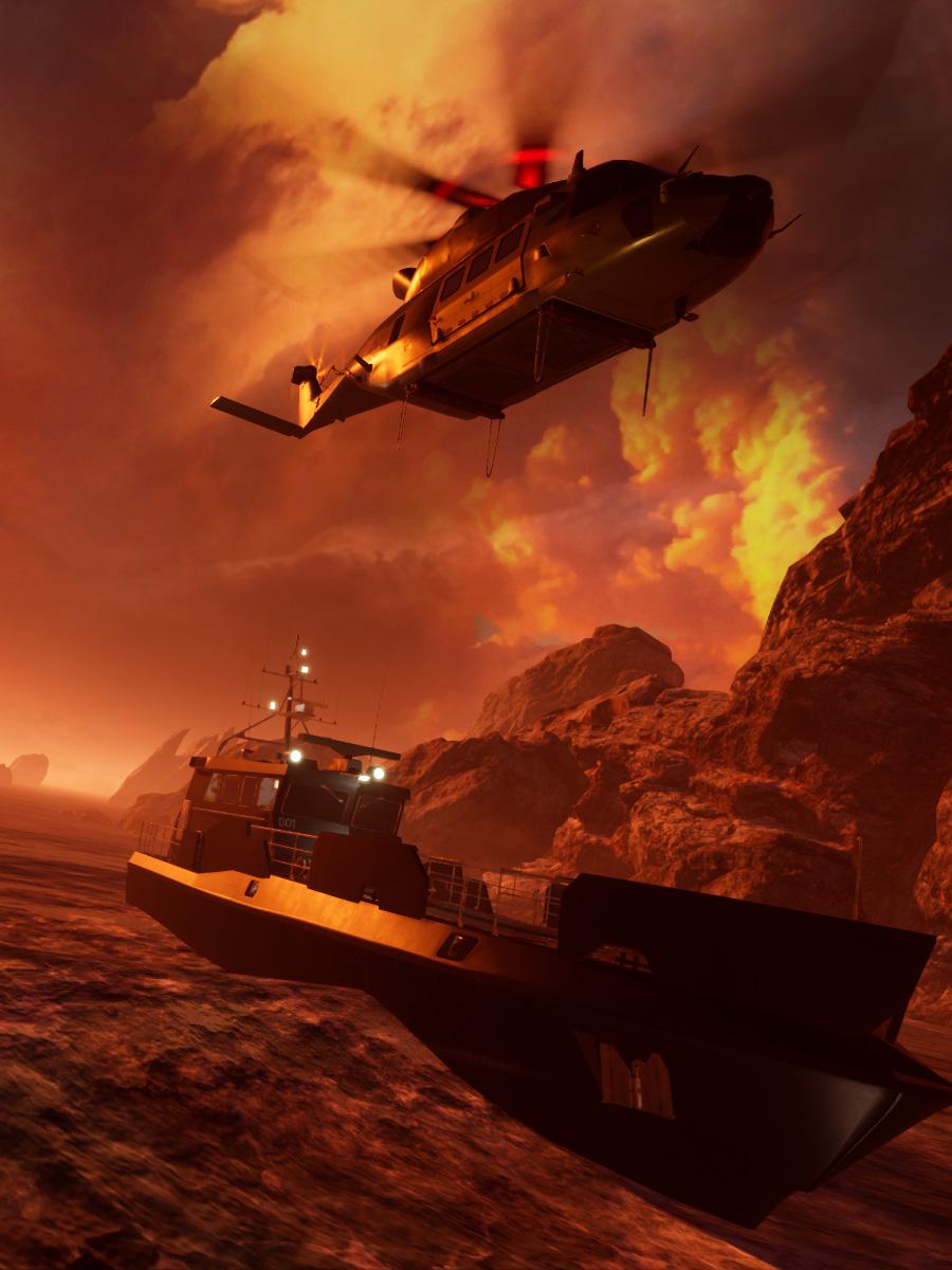 Operation Black Space VR chez I-REALITY