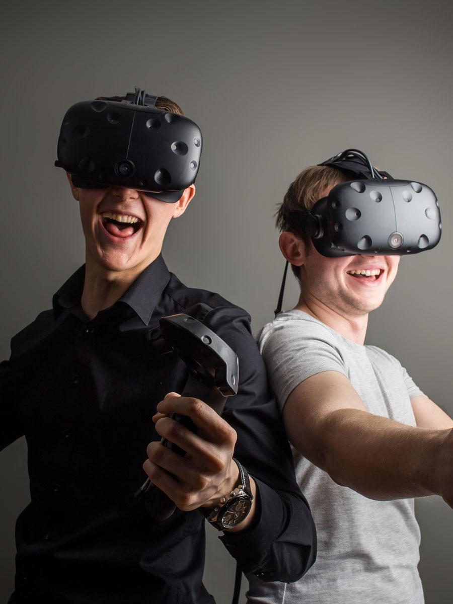 sortie entre amis réalité virtuelle lyon