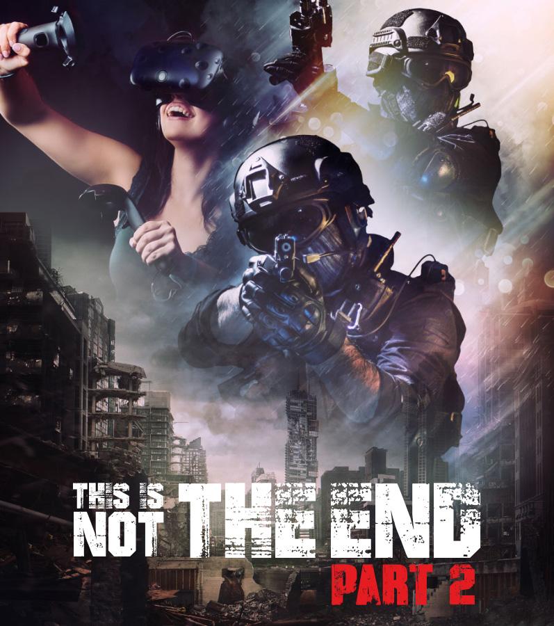 THIS IS NOT THE END 2 - Une plongée nerveuse dans un Boston en ruine