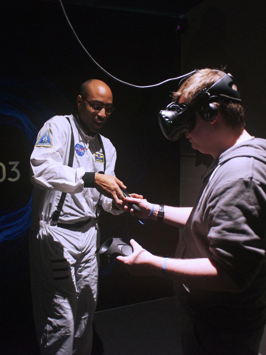 salle de jeu réalité virtuelle lyon