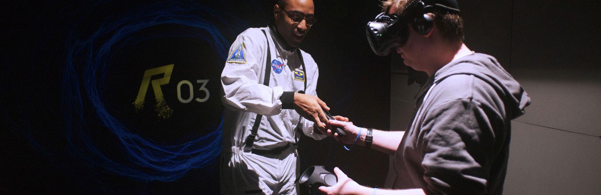 salle réalité virtuelle lyon